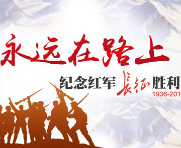 纪念长征胜利80周年专题
