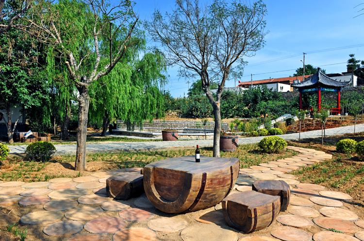 烟台蓬莱创建美丽乡村 把 美丽 变成生产力